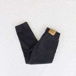 Vintage Levi's 912 High Rise Slim Mom Jeans